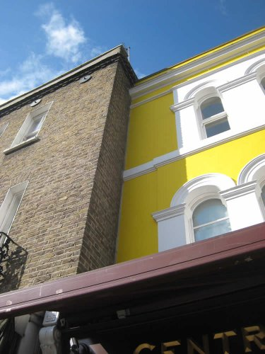 Building survey for acquisition: Mixed use freehold investment Portobello Road