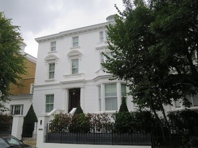 Full technical due diligence including building survey: Residential freehold acquisition, London W8